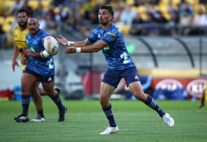 Blues go back to winning ways with a victory over the Hurricanes at Eden Park