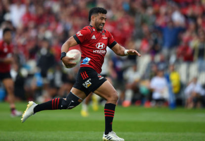 Crusaders vs Chiefs: Super Rugby Aotearoa live scores, blog
