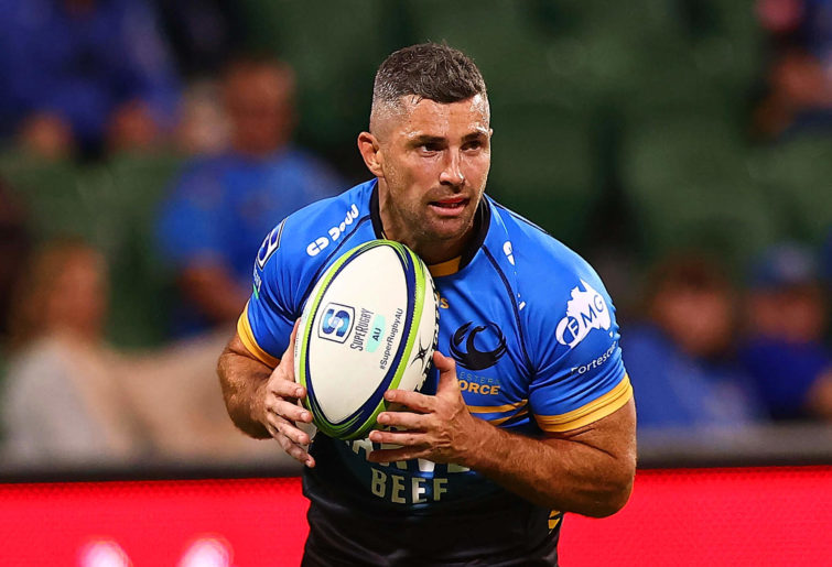 Rob Kearney of the Force