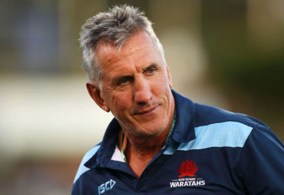 The decision to sack Rob Penney was shameful. But you already knew that