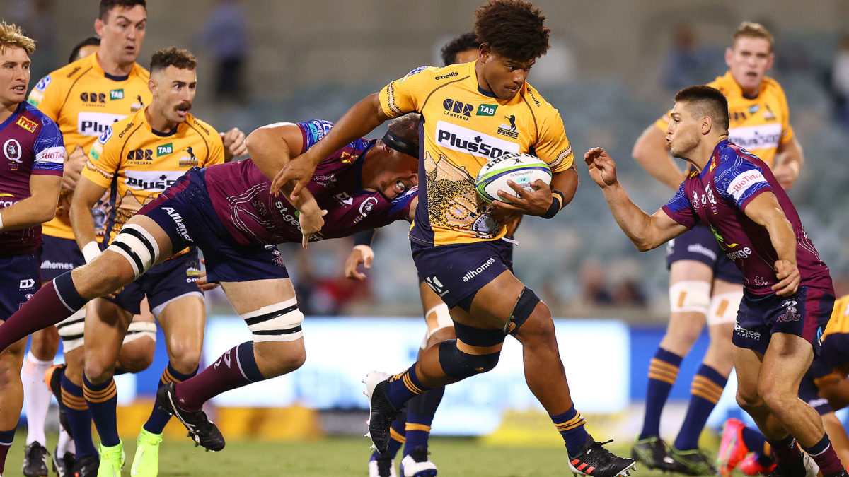 What should the domestic rugby landscape look like in Australia?
