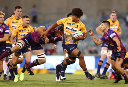 Why the Brumbies still have reason to smile after their defeat in Canberra