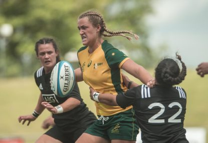 Time will benefit Wallaroos Rugby World Cup campaign