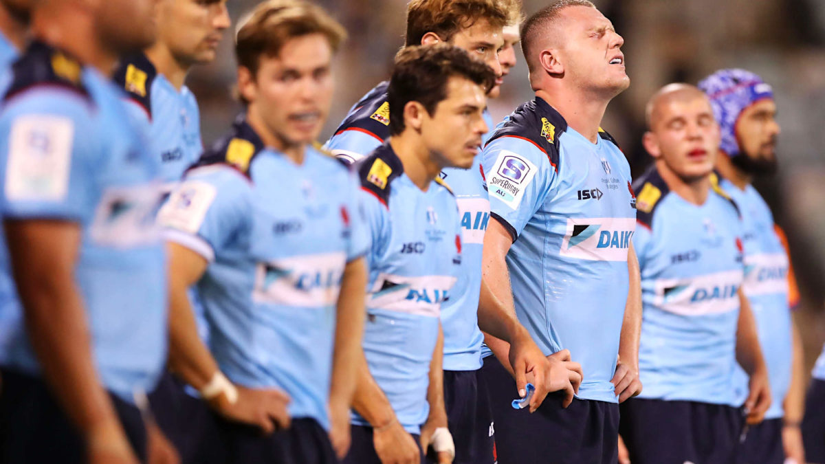 Coach's Corner issue 2: What hope for the Waratahs?