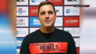 Dave Wessels farewells Rebels fans after stepping down as coach