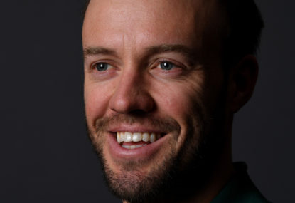 The numbers that prove AB de Villiers is a genius