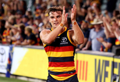 Adelaide Crows vs Fremantle Dockers: AFL live scores