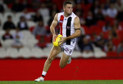 St Kilda Saints vs Hawthorn Hawks: AFL live scores