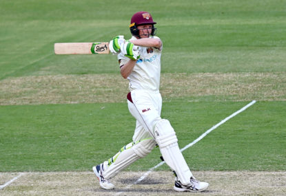 Domestic cricket is back and it's off to a shaky start