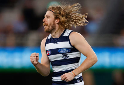 Another free agent off the board as Guthrie pens new Cats deal