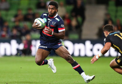 Melbourne Rebels vs ACT Brumbies: Super Rugby AU live scores