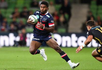 Melbourne Rebels vs Blues: Super Rugby Trans-Tasman live scores