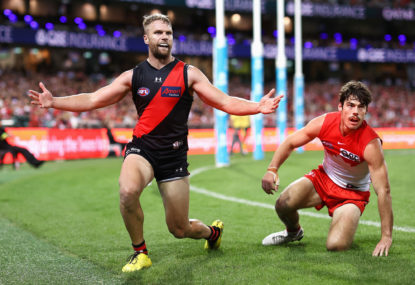 Essendon's round 4 review