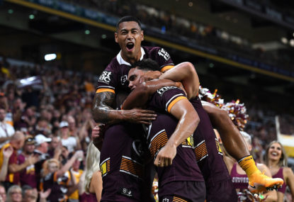 Why this Broncos fan is optimistic about the future of rugby league