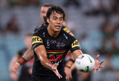 Penrith Panthers vs Cronulla Sharks: NRL live scores