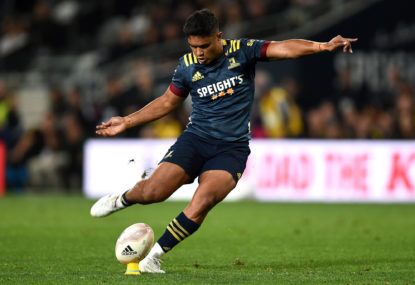 Highlanders vs Blues: Super Rugby Aotearoa live scores