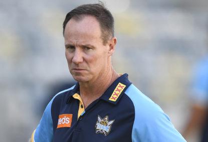 "Holbrook rips Titans' ""under-20s"" defence"