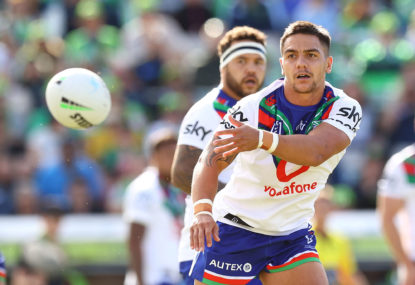 New Zealand Warriors vs Manly Sea Eagles: NRL live scores