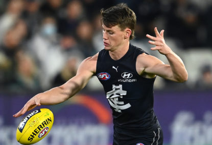 Carlton are on the rise