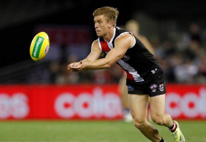 St Kilda Saints vs Richmond Tigers: AFL live scores