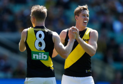 The game has moved away from Richmond