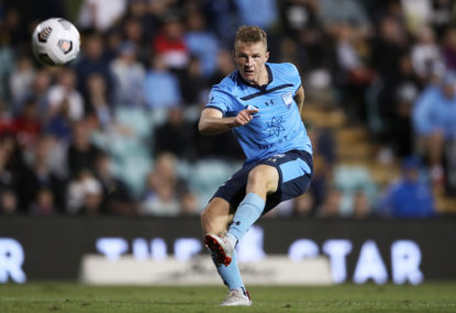 Sydney FC vs Adelaide United: A-League live scores