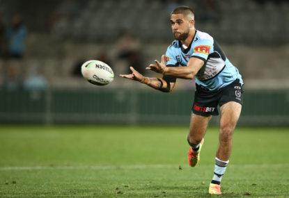 Cronulla Sharks vs Canterbury Bulldogs: NRL live scores