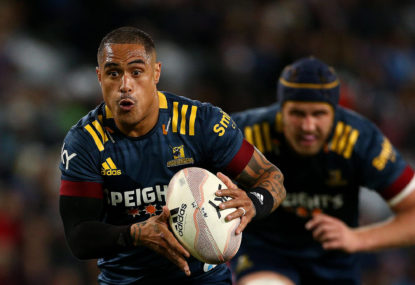 Brumbies fall to Smith-led Highlanders