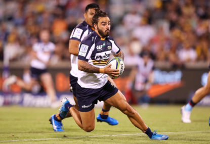 ACT Brumbies vs Western Force: Super Rugby AU qualifying final live scores