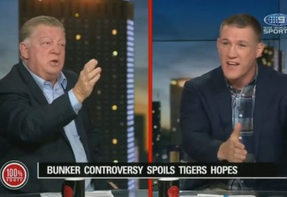 Gus and Gallen go head-to-head over Tigers' obstruction call