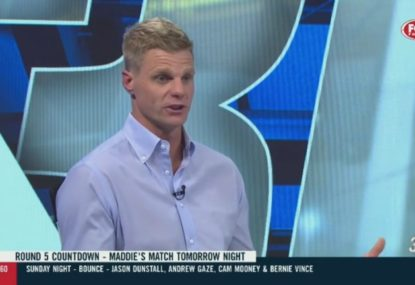 Nick Riewoldt suggests it's only a matter of time before there's legal action over AFL's concussion policy