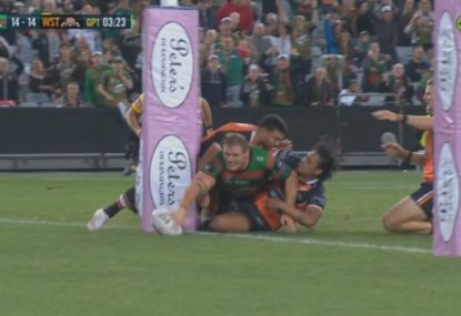 Chaotic finish as Golden Point match-winner is nearly awarded to the wrong team