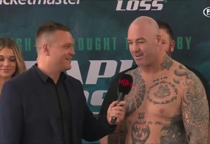 Lucas Browne reveals the last-second crisis that could derail fight with Paul Gallen