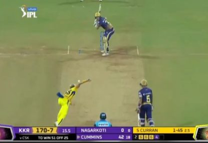 Pat Cummins top scores for IPL team, smashes 30 runs in an over