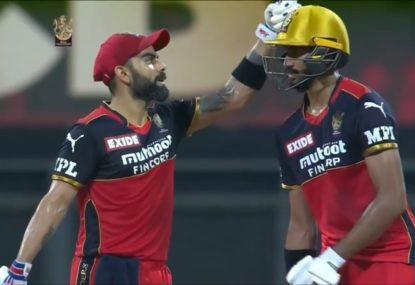 Virat Kohli praised for selfless batting to help teammate reach maiden century