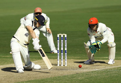 James Seymour selection a win for all cricketers