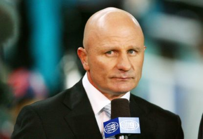 "Sterlo on concussion: ""We need to make the head an absolute no-go zone"""