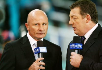 Sterlo says 'freeze it there'. So where does he rank in rugby league's top 20 commentators list?