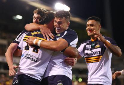 Are the Brumbies about to lose their mantle as Australia's No.1 team? Part 1