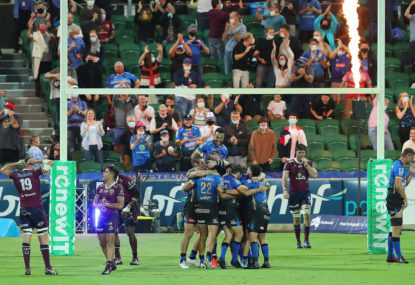 The Wrap: How to fix Super Rugby? Leave it alone