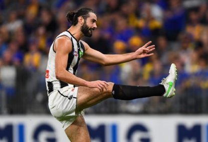 The AFL media needs to change the narrative on Brodie Grundy