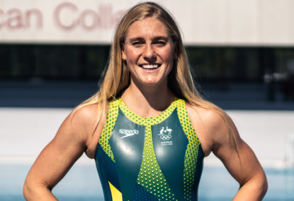 Hannah Buckling selected for second Olympic Games