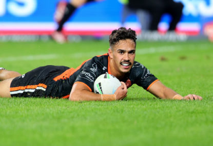 Wests and Tigers: Time to separate the black from the gold