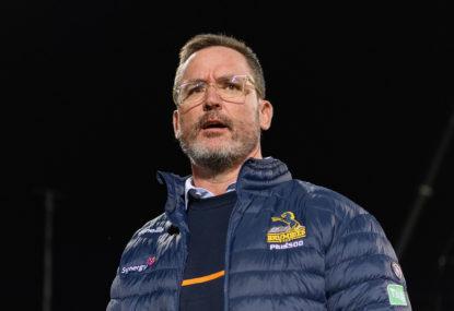 Dan McKellar joins Wallabies coaching team for 2021