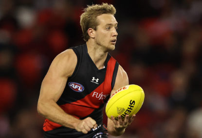 The five players your team can least afford to lose: Essendon Bombers
