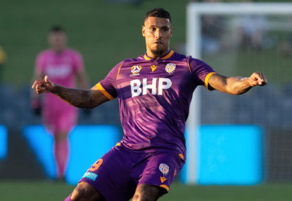 Interview with Perth Glory defender and Curaçao international Darryl Lachman