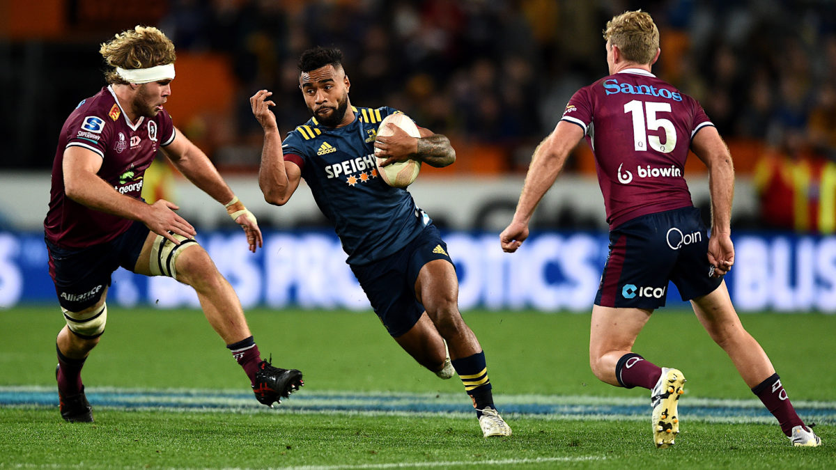 Reds crash back to earth with loss to Highlanders