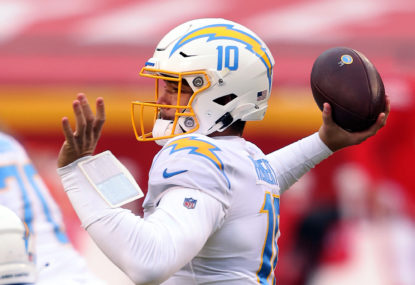 Could the Chargers be the surprise NFL team in 2021-22?