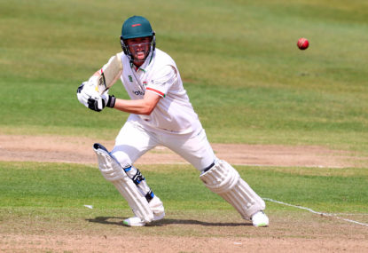 UK stint is crucial for Aussie batting trio
