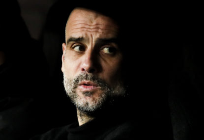 'I will not apologise': Pep not sorry about Man City crowd remarks